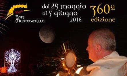 360 festa castello